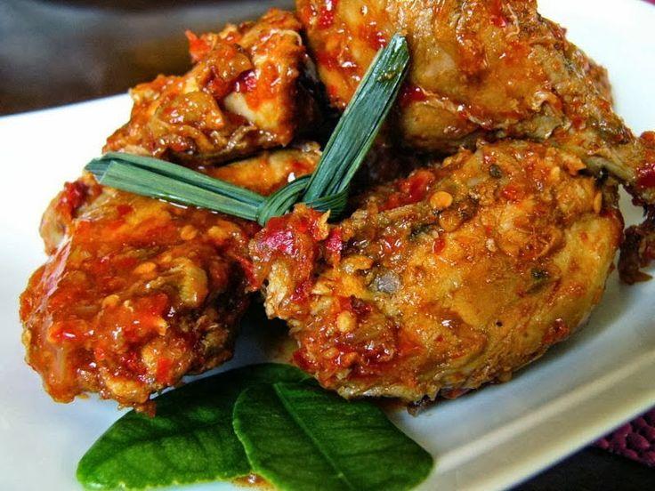 Resep Cara Membuat Ayam Bumbu Bali Enak Mudah http://dapursaja.blogspot.com/2014/06/resep-cara-membuat-ayam-bumbu-bali-enak.html
