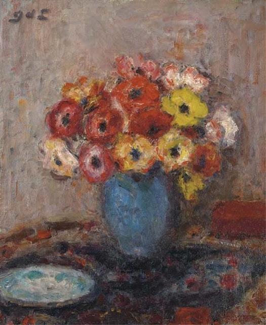Georges d'Espagnat - Bouquet of Flowers