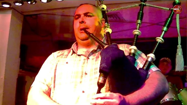CAL   Live on stage in Scotland,   Emotion Overload  & The Piper