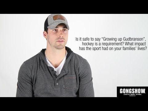 Gongshow Hockey: Growing Up Erik Gudbranson