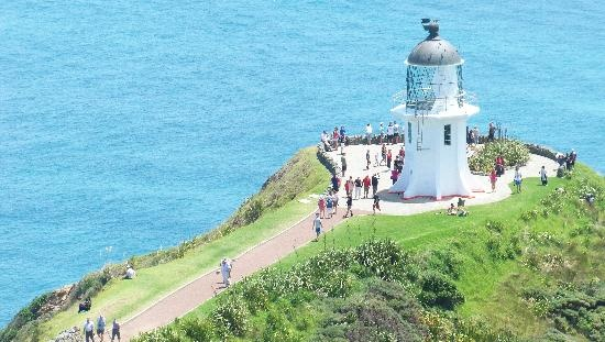 cape reinga lighthouse northland new zealand
