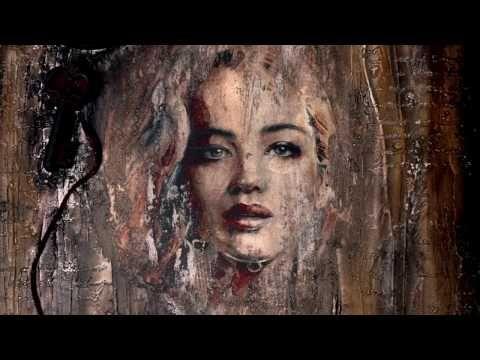 Decoupage Tutorial Image Transfer on Canvas - Μεταφορά Εικόνας σε Καμβά - Diy Step By Step - YouTube