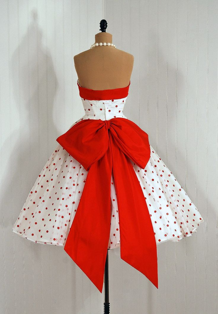 Dress Timeless Vixen Vintage Love This Except For The Big Bow