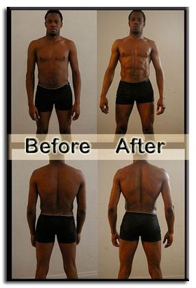 warrior diet men results