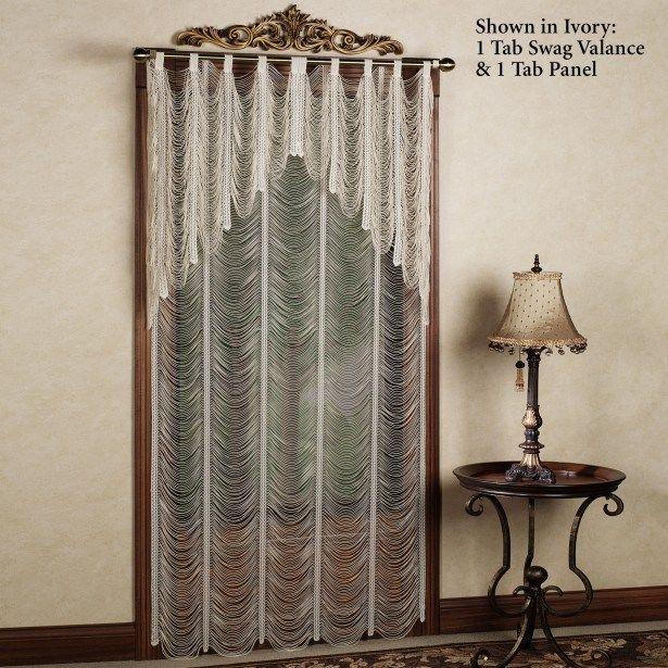 Pretty Marburn Curtain Valances