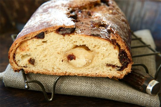 Another great #Stollen #recipe for #Christmas