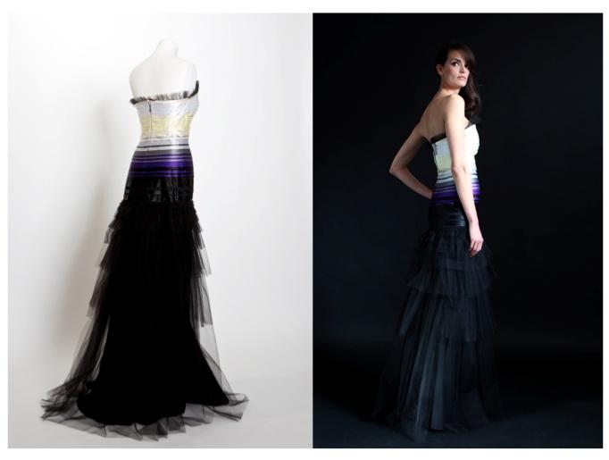 Ball Dress by Clara Waldburg Couture