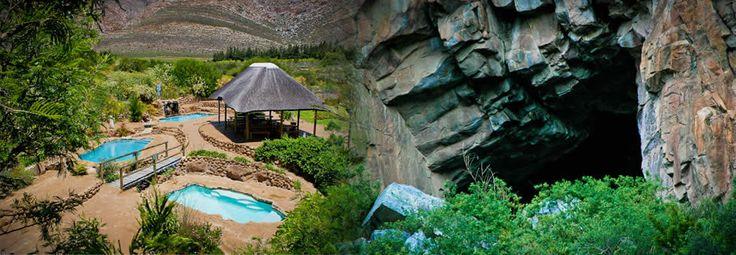 Accommodation - Montagu Guano Cave