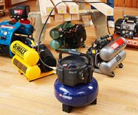 Tool review: Portable Air Compressors