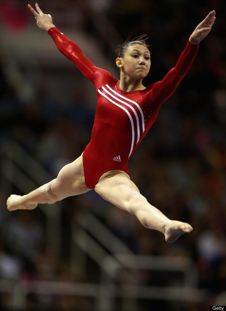 Kyla Ross - Gymnastics - Aliso Viejo, CA