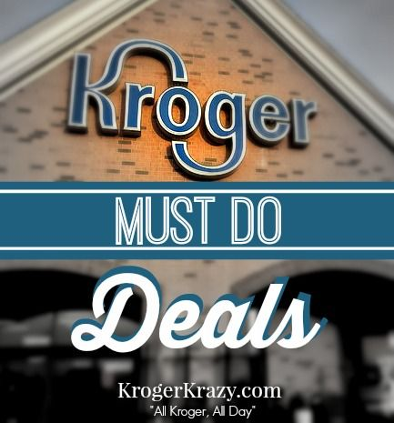 Kroger Krazy (great unadvertised deals and extra coupons at Smith's)