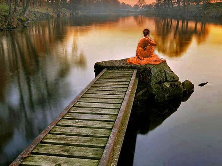 Αν μιλούσε η σιωπή, αν φυσούσε ,αν ξέσπαγε,  θα ξερίζωνε όλα τα δέντρα του κόσμου! Ν.Βρεττάκος