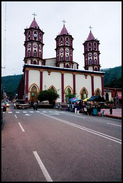 Seboruco, Estado Táchira, Venezuela.