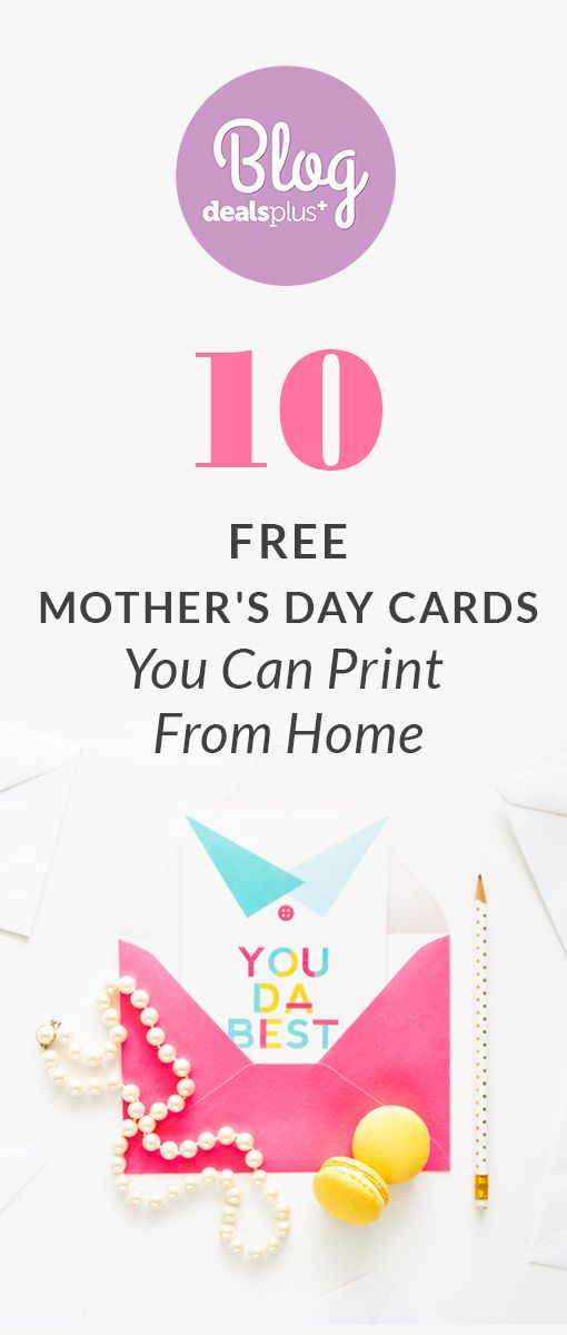 25+ best ideas about Free mothers day cards on Pinterest ...