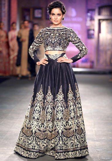 Bridal Lehenga designs   Designer Lehenga & Lehenga Saree Images