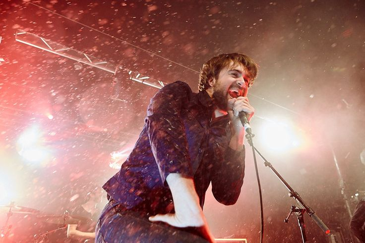 THE VACCINES LIVE AT ROCK CITY, NOTTINGHAM.
