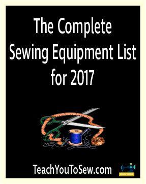 https://teachyoutosew.com/sewing-equipment-list/