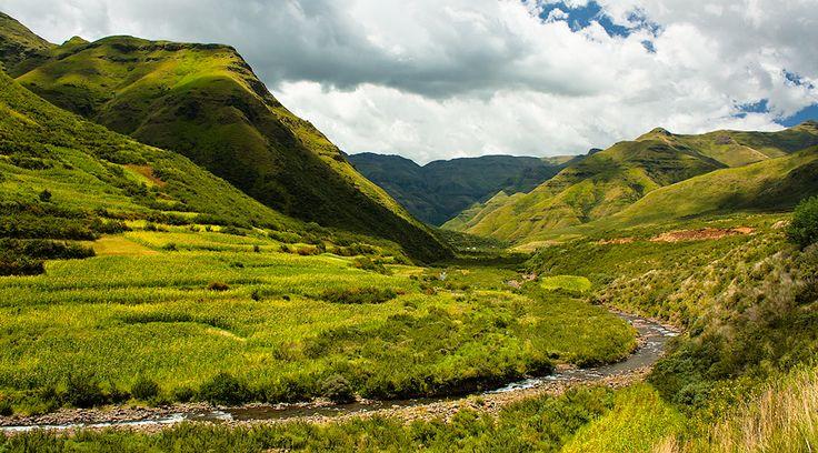 Tsehlanyane National Park The Largest National Park in Lesotho