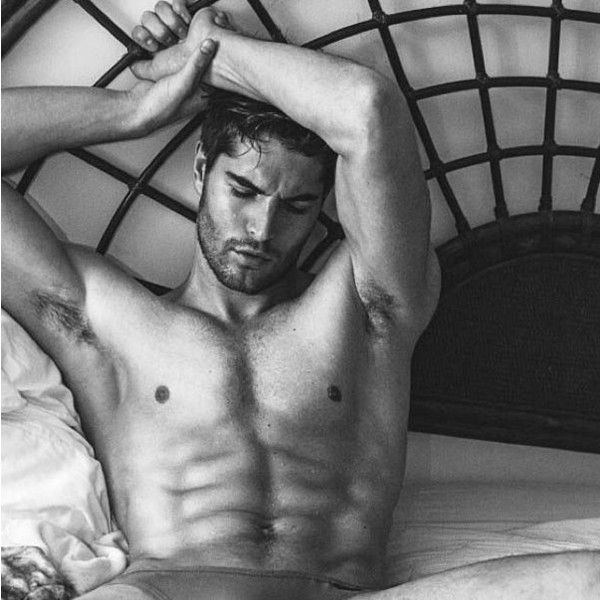 Man Candy Monday Nick Bateman as Miles Archer Hell YES! Bookish... ❤ liked on Polyvore featuring men
