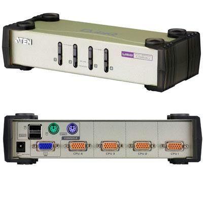 4 Port USB Ps 2 Kvm