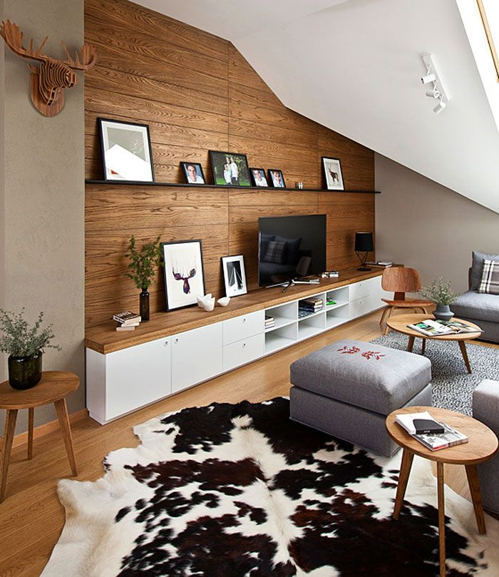 Vacation Home Combines Warmth of Wood with a Bright Open Interior vacation hut contemporary urban style