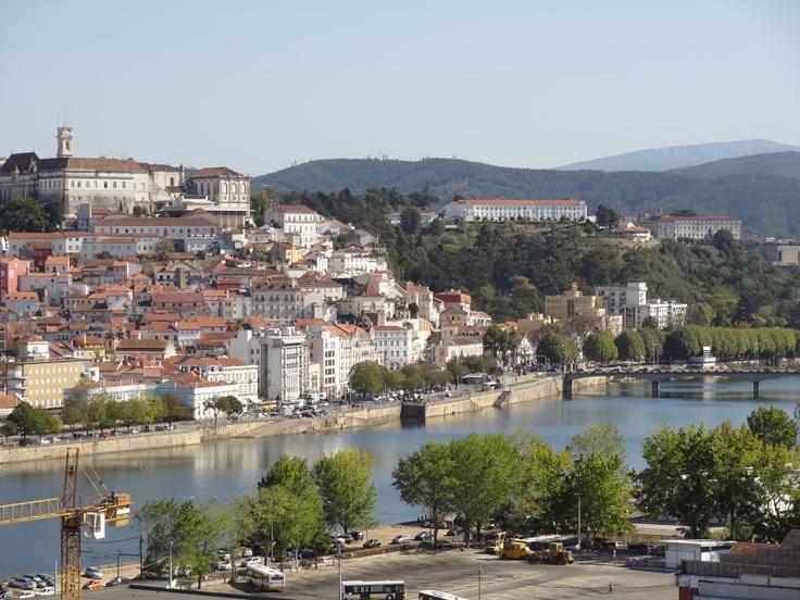 Beautiful Coimbra, Portugal