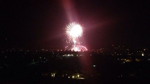 California Fireworks Accident Leaves Over Two Dozen Injured