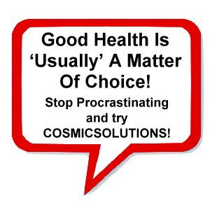 A healthier lifestyle helps us cope better with the stresses of everyday life. Gaining healthy lifestyle habits is not just about managing your weight, it is also about regular physical activity and nutrition for strengthening your immune system. http://www.cosmicsolutions.org/health/
