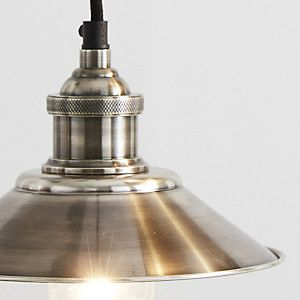 Antique Ceiling Light Small