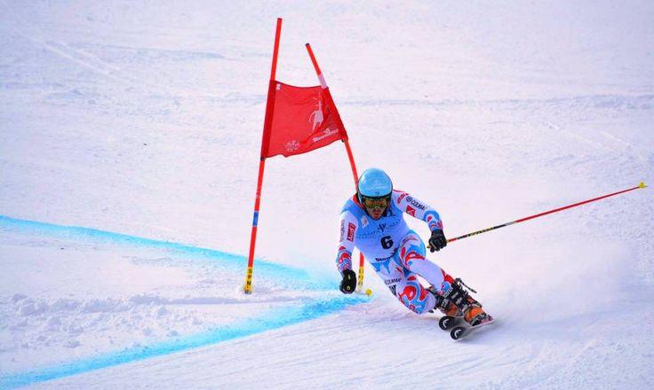 Antoine Bouvier lors des championnats du monde 2015. Photo from Ayano.