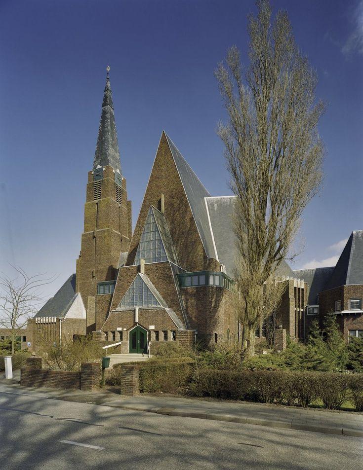 Gereformeerde Kerk Andijk 1930   Rijksmonument
