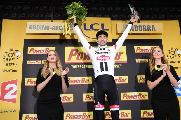 Tom Dumoulin wins stage 9  Photos gallery - Tour de France 2016