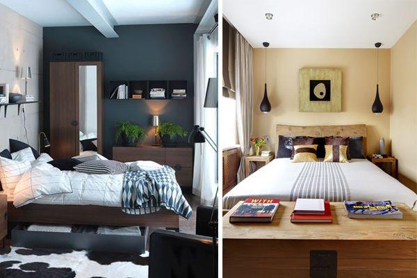 [CONSIGLI UTILI] Come arredare una piccola camera da letto