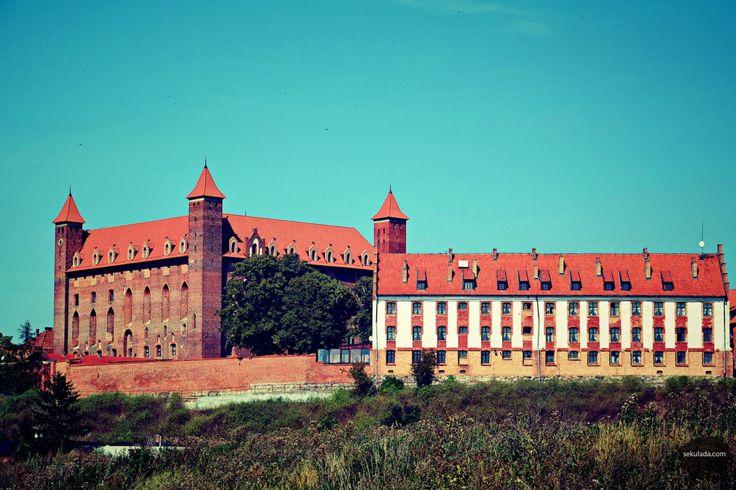 Gniew castle, Poland.