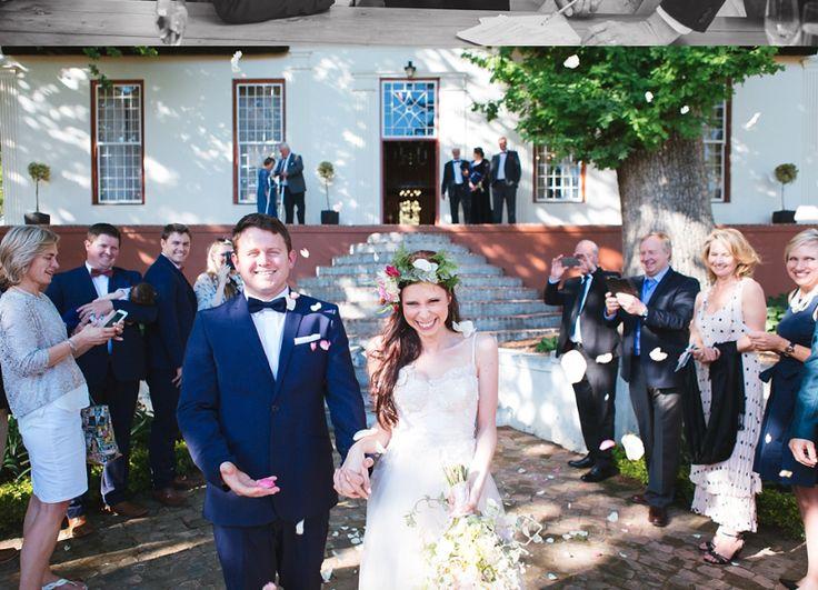 Peter & Marnell's wedding @Diamant Estate