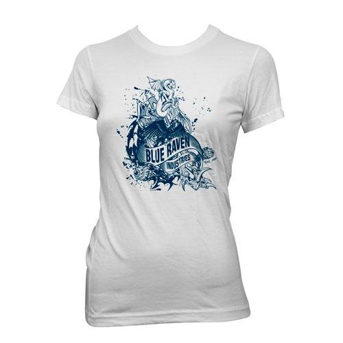 Hvit-Tskjorte-printet-og-trykket-med-TTC-transferpapir-blue  Lys tskjorte trykket med TTC Transferpapir http://www.themagictouch.no