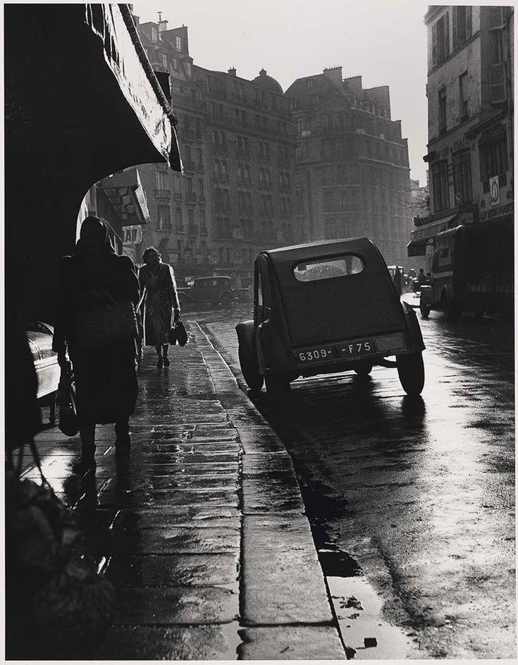 Rue des Plantes, Paris, 1950 by Todd Webb