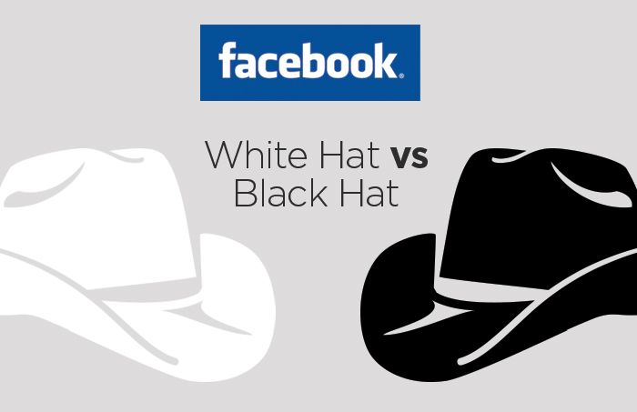Black Hat Social Media - Are you guilty?