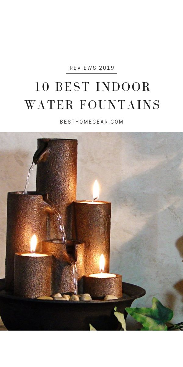 Best Indoor Water Fountains For 2019 Tabletop Water