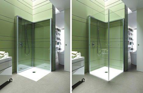 Duravit OpenSpace Modern Shower - Bathroom Furniture