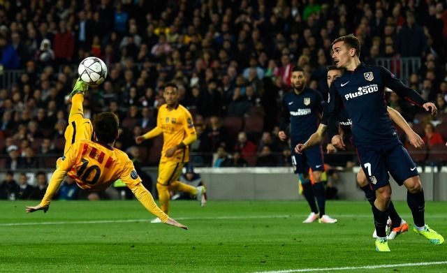Champions League Results: Final scores as Barcelona and Bayern...: Champions League Results: Final scores as… #Barcelona #ChampionsLeague