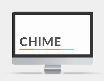 """Check out new work on my @Behance portfolio: """"Chime #PowerPoint #Template"""" http://be.net/gallery/40776205/Chime-PowerPoint-Template"""