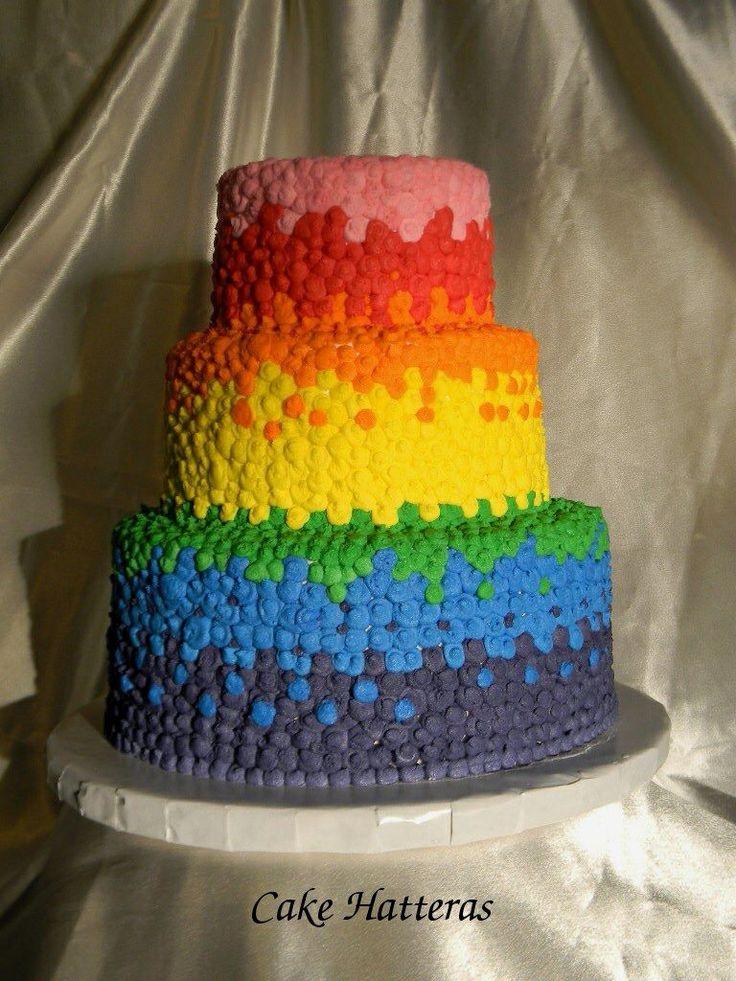 Sad  Year Old Birthday Cake