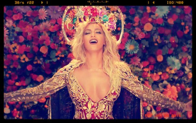Coldplay feat. Beyoncé - New Video