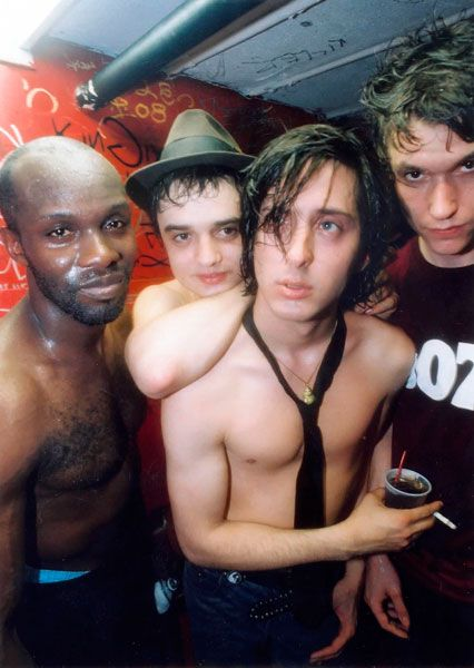 Pete and Carl first met when Barât went to Brunel University to study drama and shared a flat with Doherty's sister Amy-Jo in Richmond.