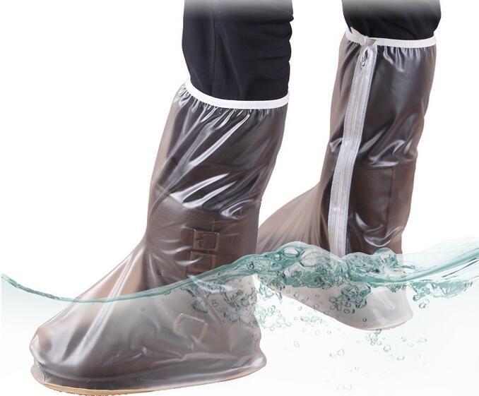 Barato Sapatos Longo tubo Chuva Sapatos à prova de chuva Conjuntos de Desgaste do Dia Chuvoso Não deslizamento À Prova D' Água dos homens resistente de Equitação Ao Ar Livre High top, Compro Qualidade Sapatos Covers diretamente de fornecedores da China: Sapatos Longo tubo-Chuva-Sapatos à prova de chuva Conjuntos de Desgaste do Dia Chuvoso Não-deslizamento À Prova D' Água dos homens-resistente de Equitação Ao Ar Livre High-top