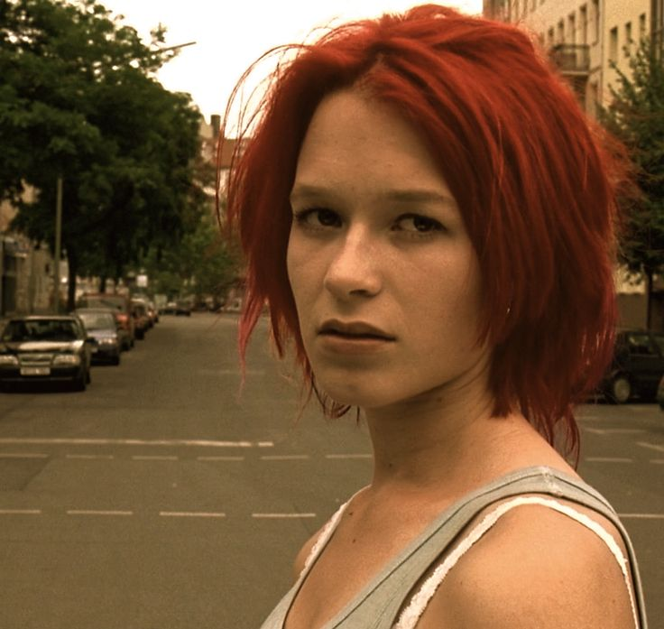 Franka Potente- Her beauty isn't that feminine but I like it <3 She's also a very good actress
