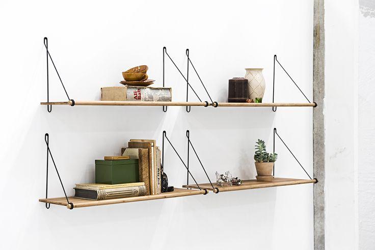 Loop Shelf from We Do Wood