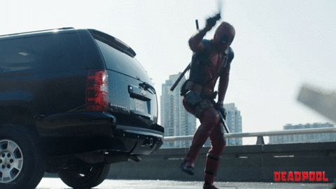 Deadpool Movie has been nominated for two Golden Globes. We are going to get so drunk at this.