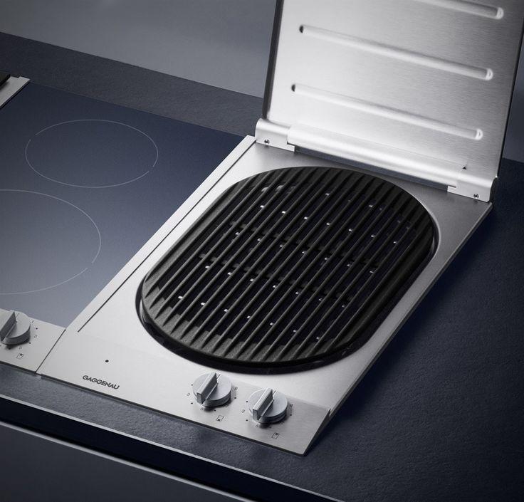 Cooktop | Vario electric grill 200 series by Gaggenau | Revuu